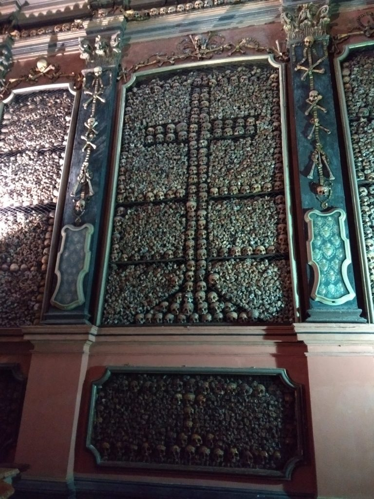 santuario di san bernardino alle ossa
