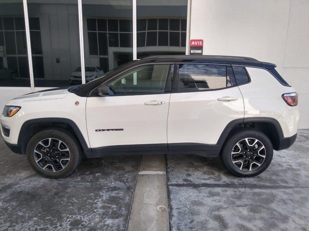 Avis Jeep